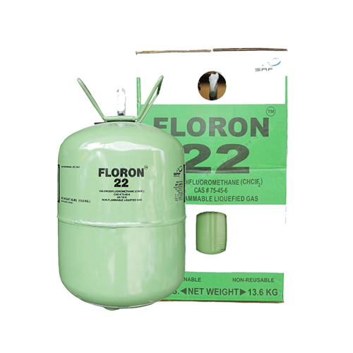 Floron Refrigerant Gas R22 13.6 kgs India