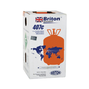 Briton Refrigerant Gas R407c 11.3 kgs United Kingdom