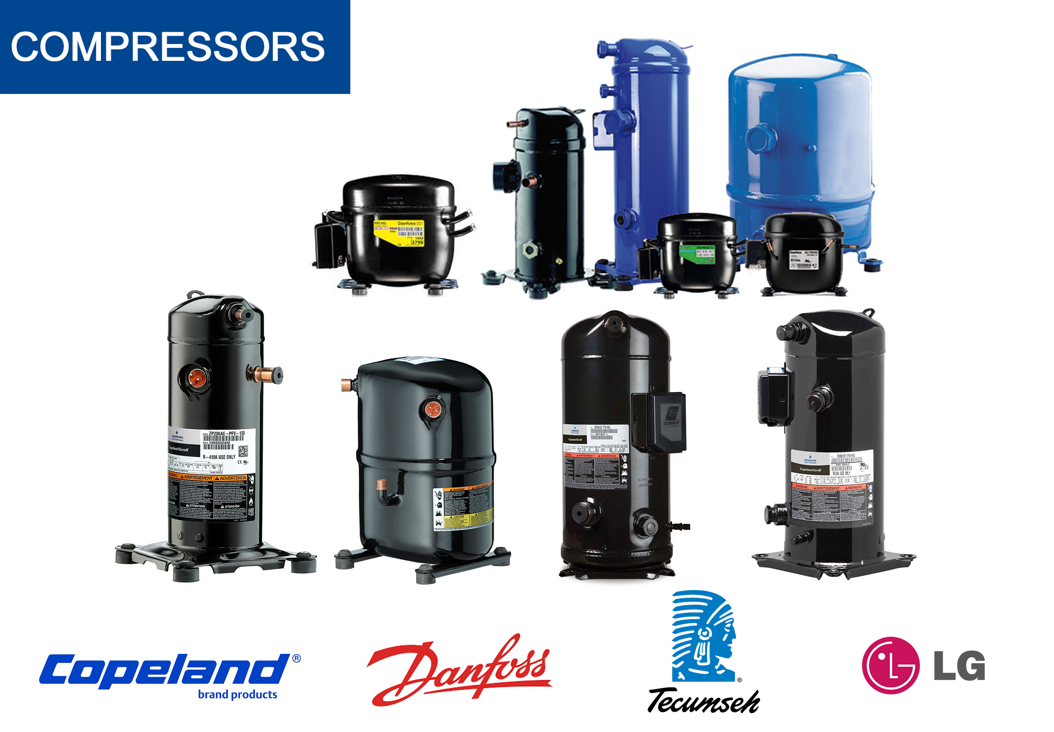 Air Conditioner & Refrigeration Compressors