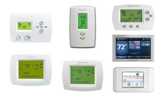 Thermostat Honeywell T6861 Al Kassar Air Conditioning