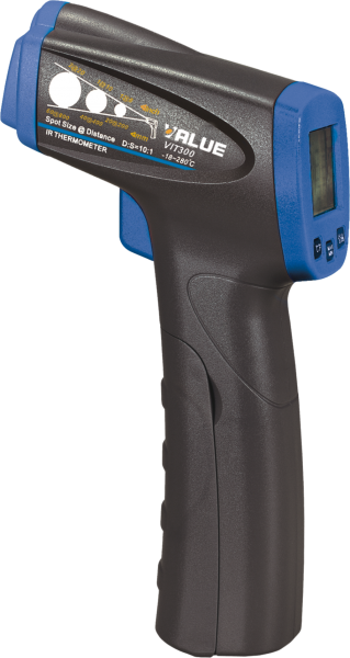 Value infrared thermometer VIT-300 in Dubai