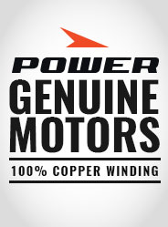 100% Copper Power AC Fan Motors in Dubai