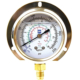 FRGBLGF PNM Blue Compound Oil Filled Gauge