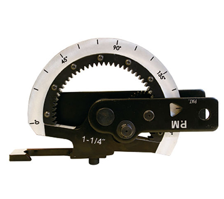 GB-14161820 PNM Gear Type Tube Bender
