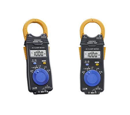 Hioki AC Clamp Meter Model CM3280-10F