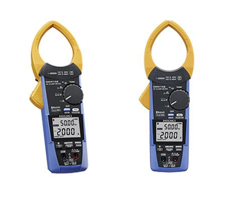 Hioki AC Clamp Meter Model CM4142