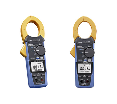 Hioki AC Clamp Power Meter Model CM3286