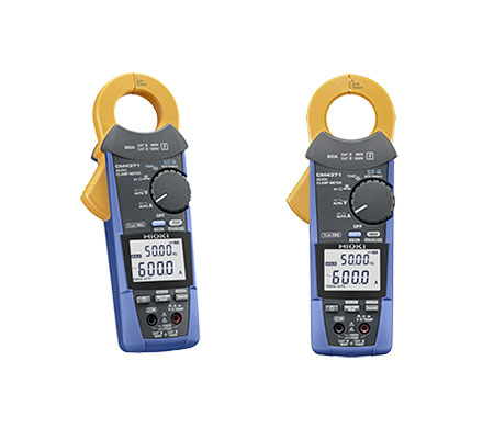 Hioki Clamp Meter Model CM4371