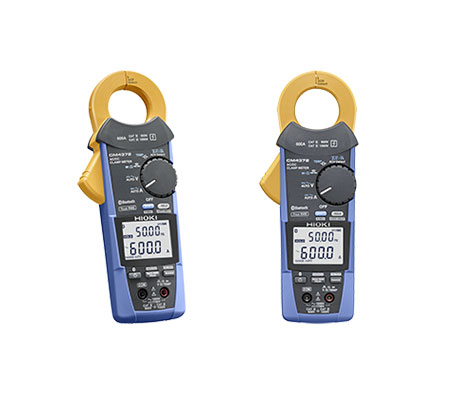 Hioki Clamp Meter Model CM4372