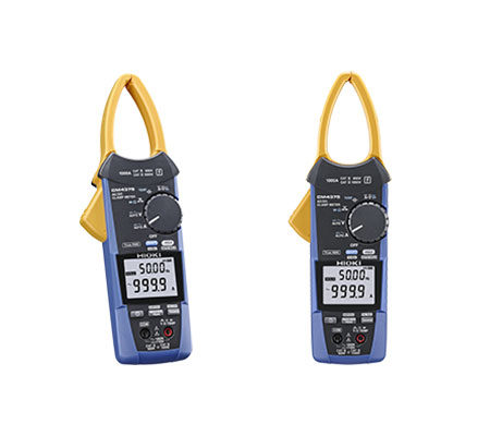 Hioki Clamp Meter Model CM4375