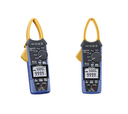 Hioki Clamp Meter Model CM4376