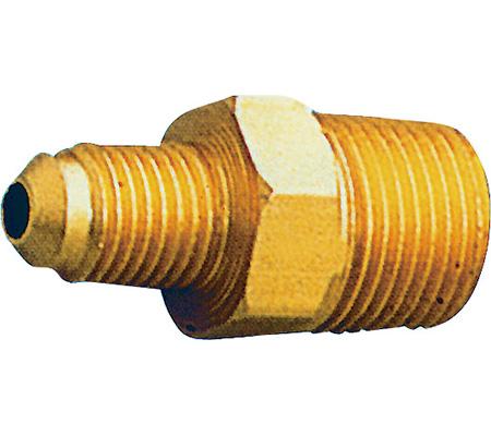 PNM Brass Male Connector MC-04x02