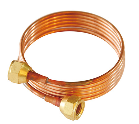 PNM Capillary Tube With Nuts 1500M