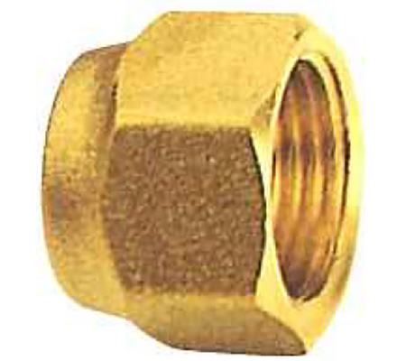 PNM Forged Brass Nut N-04