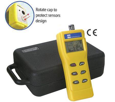 PNM Handy IR + Humidity Meter 8857