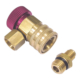 QC-H PNM High Side Couplers With Adapter