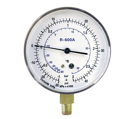 RG600-80 PNM Blue Compound Gauge