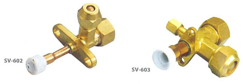 SV-602-2 PNM Split AC Valve