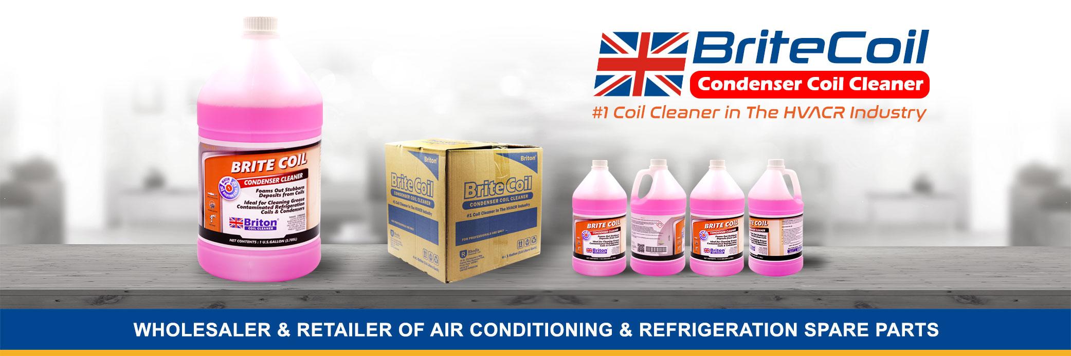 Briton Brite Condenser Cleaner in Dubai