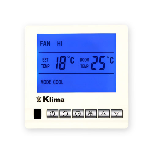 Klima 220V Central AC Thermostat KL-5500