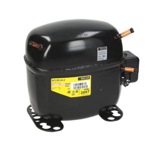 Danfoss SC12CX LBP HST R22:R502 Compressor Tubed 240V~50Hz
