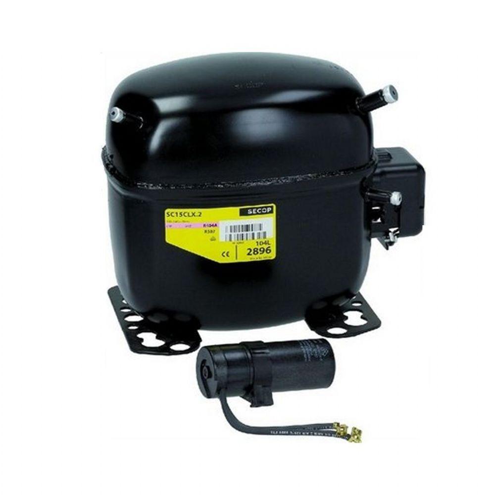 Danfoss SC18BMX LBP HST R22/R502 Compressor Tubed 240V~50Hz