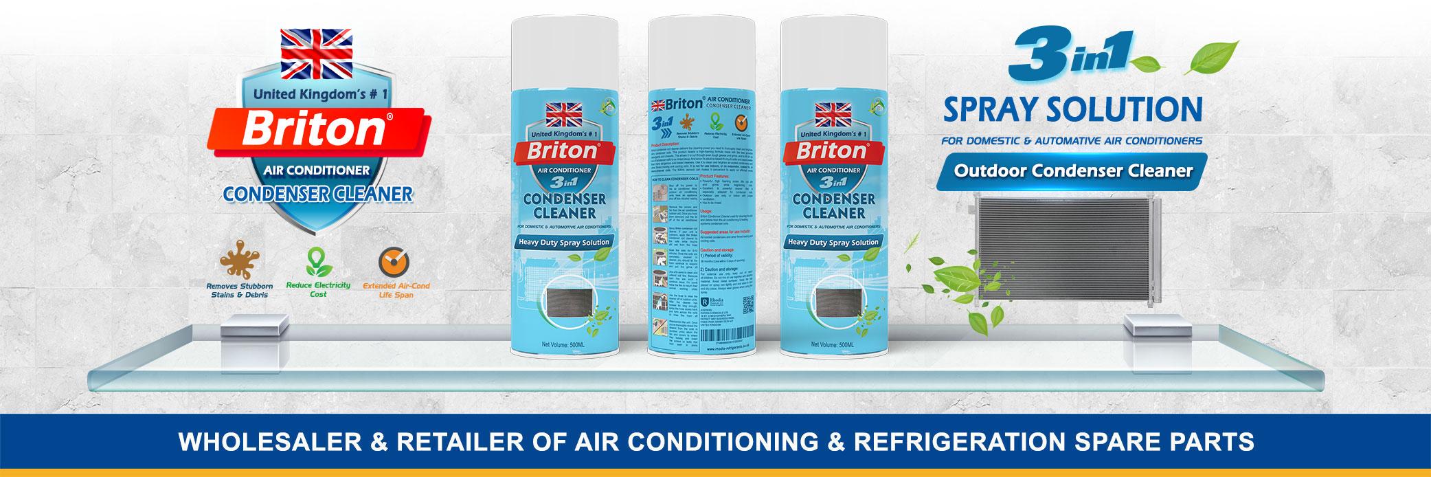 Air Conditioner Condenser Cleaner in Dubai